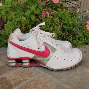 Nike Shox women's sneakers shoes